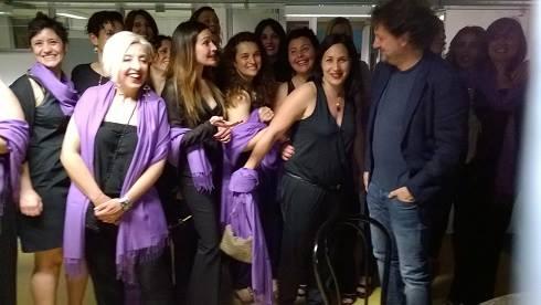 rugbiste e Donne del vino con Leonardo Pieraccioni
