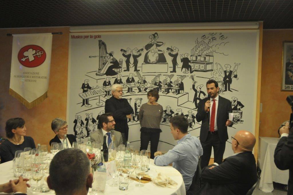 Donne del vino e solidarietà - Piemonte 3 stelle per una stella
