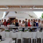 Le Donne del Vino pugliesi hanno ospitato il press tour di Radici del Sud 2016
