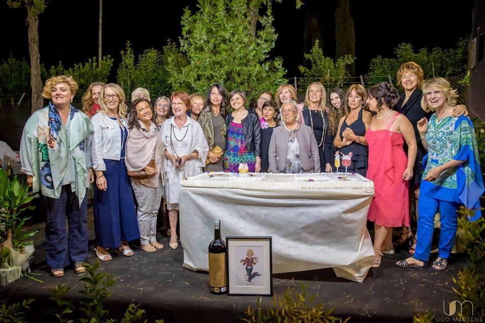 Le Donne del Vino ospiti di Priscilla Occhipinti
