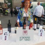 Il tavolo dei vini della Donne del Vino di Abruzzo