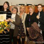 Elena Roppa e alcune donne del vino del Friuli