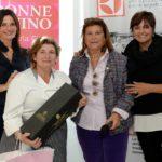 Silvia delle Case, Donna del vino chef, vince il terzo premio