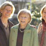 Mary Weber e le sue due figlie