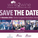 Wine2Wine 2016 a Verona