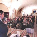 Vincenzo Rapisarda all'asta delle Donne del vino