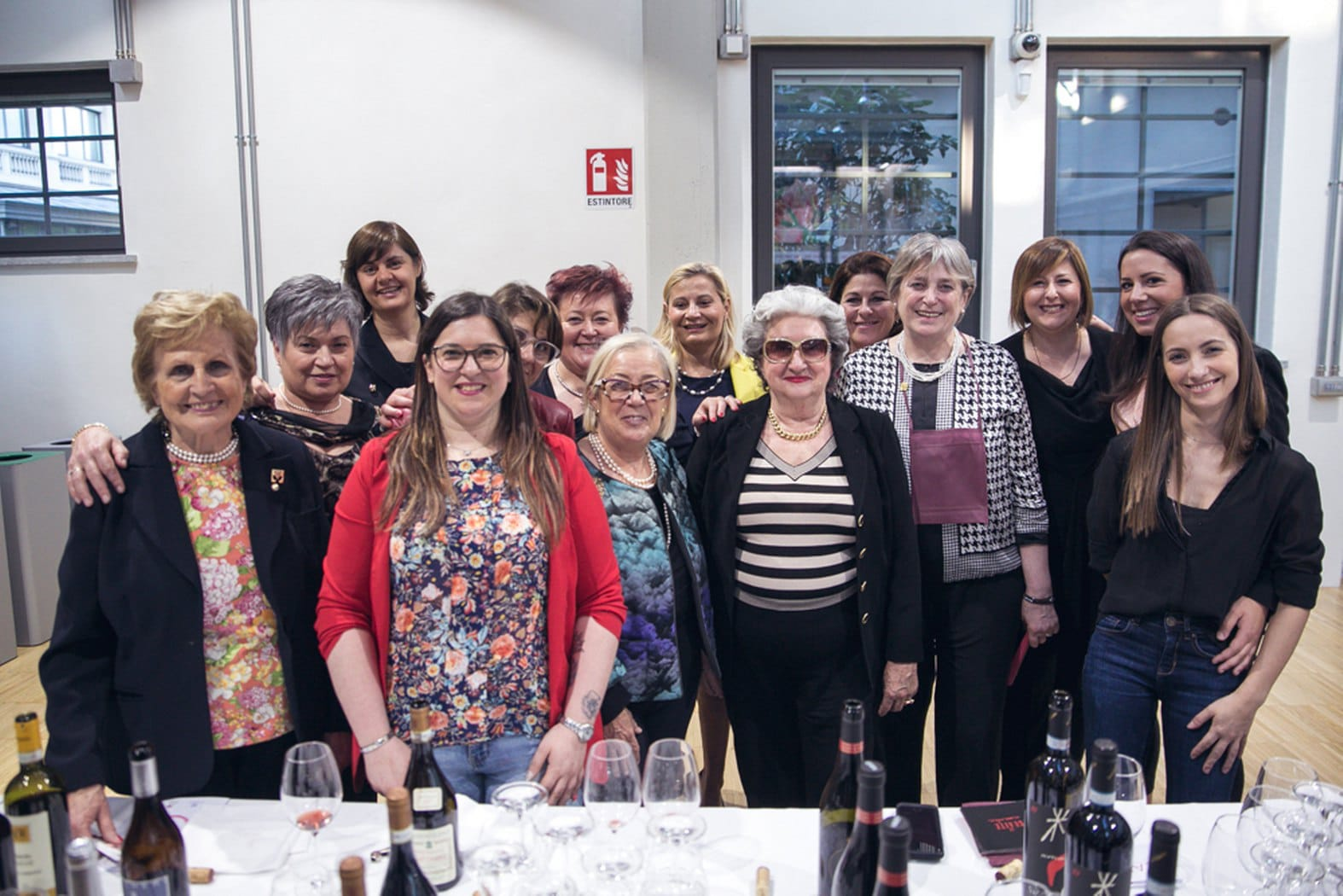 La terza edizione di Calici Vite d'Impresa con Confindustria Alto Milanese vede protagoniste Le Donne del Vino….