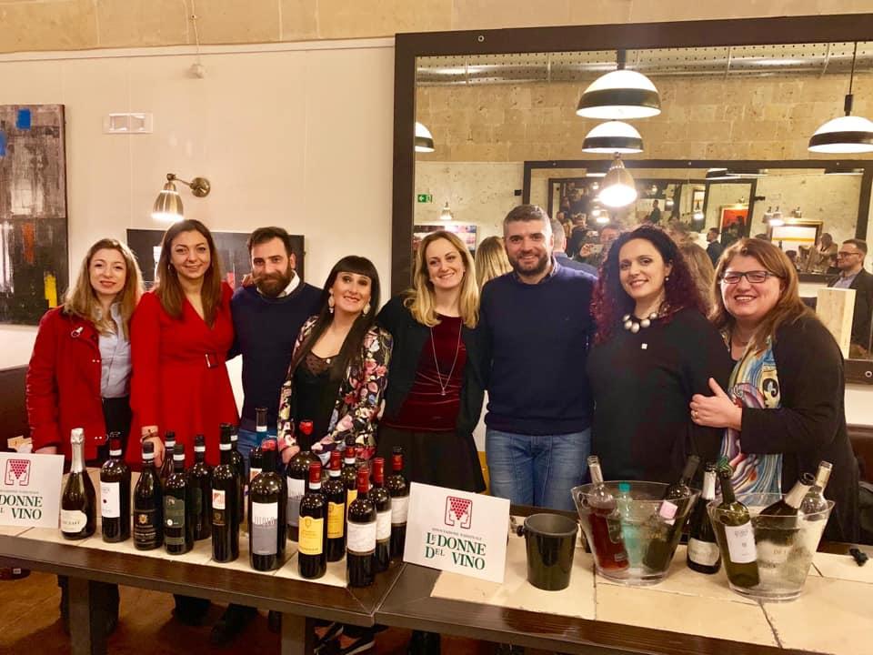 Basilicata. Festa Donne Vino Design 7 marzo 2019