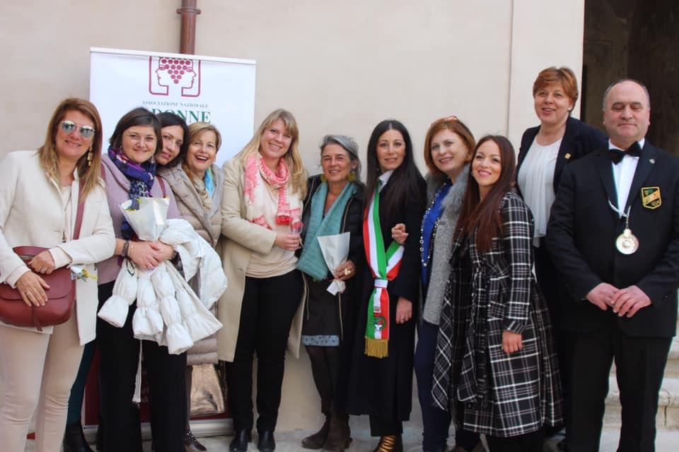 Campania. Festa Donne Vino Design tra Avellino, Lapio, Lioni 8 marzo 2019