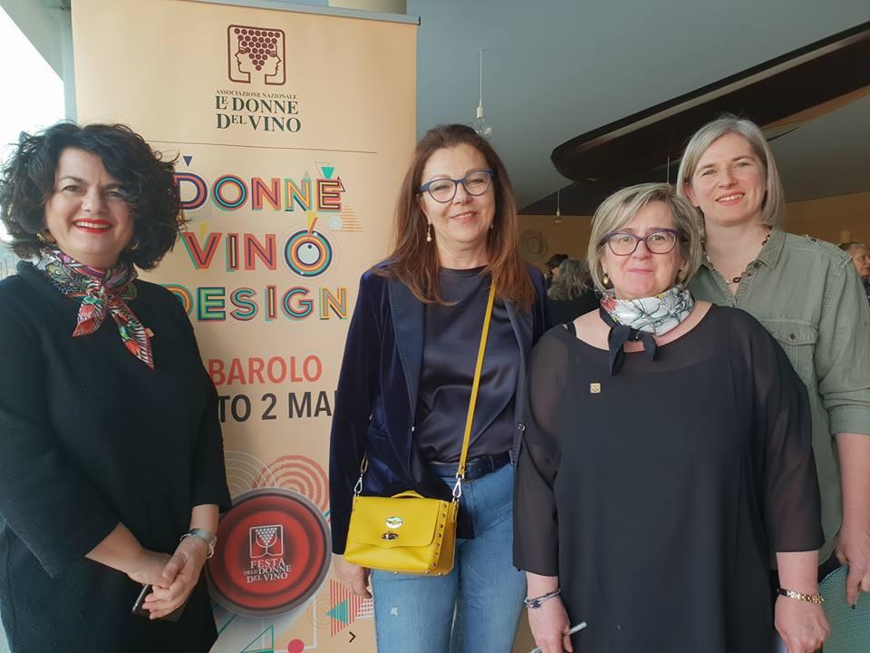Piemonte. Festa Donne Vino Design a L'Astemia Pentita 2 marzo 2019