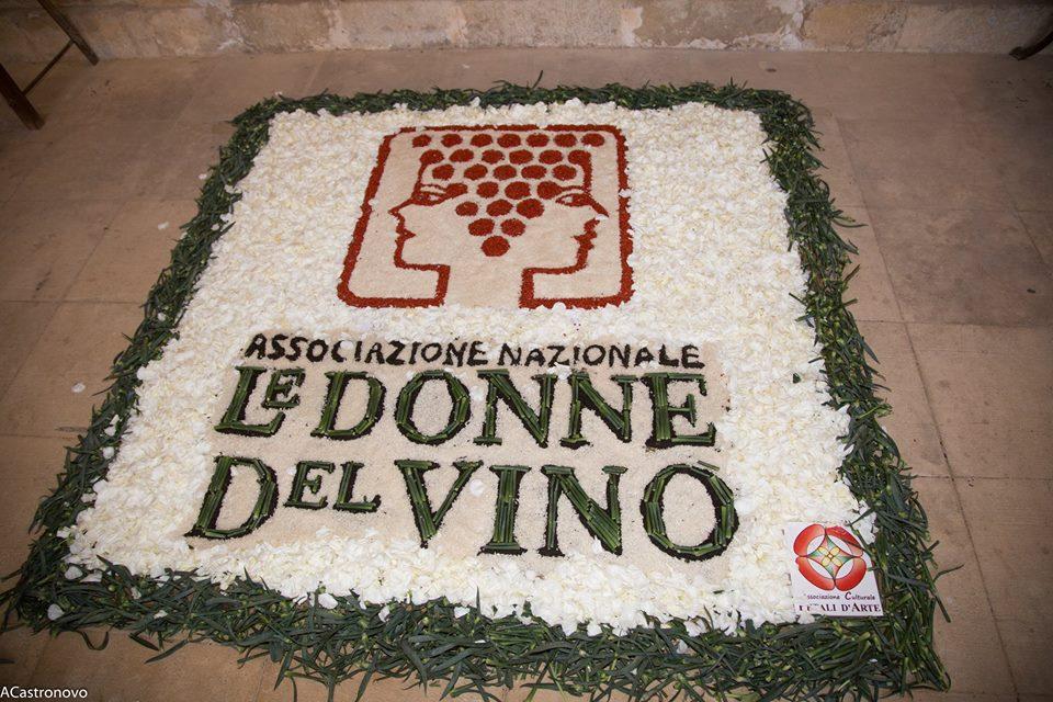 Sicilia. Festa Donne Vino Design a Marsala e Noto 2 marzo 2019