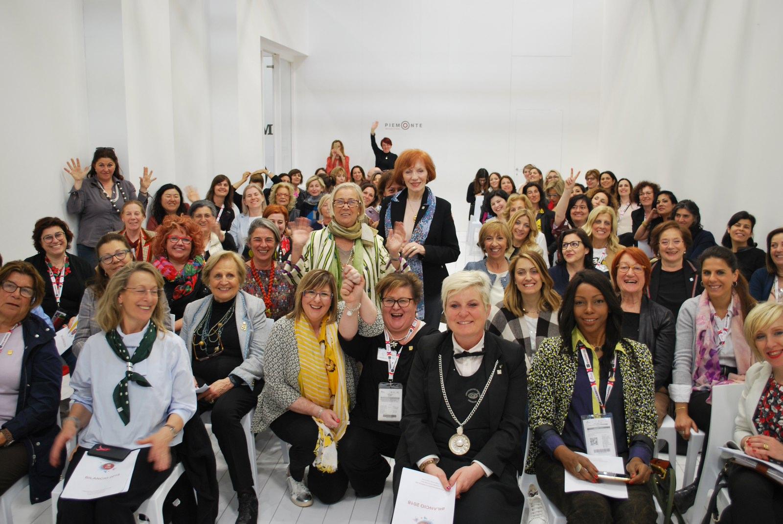 VINITALY 2019. Assemblea delle Donne del Vino. 10 aprile 2019
