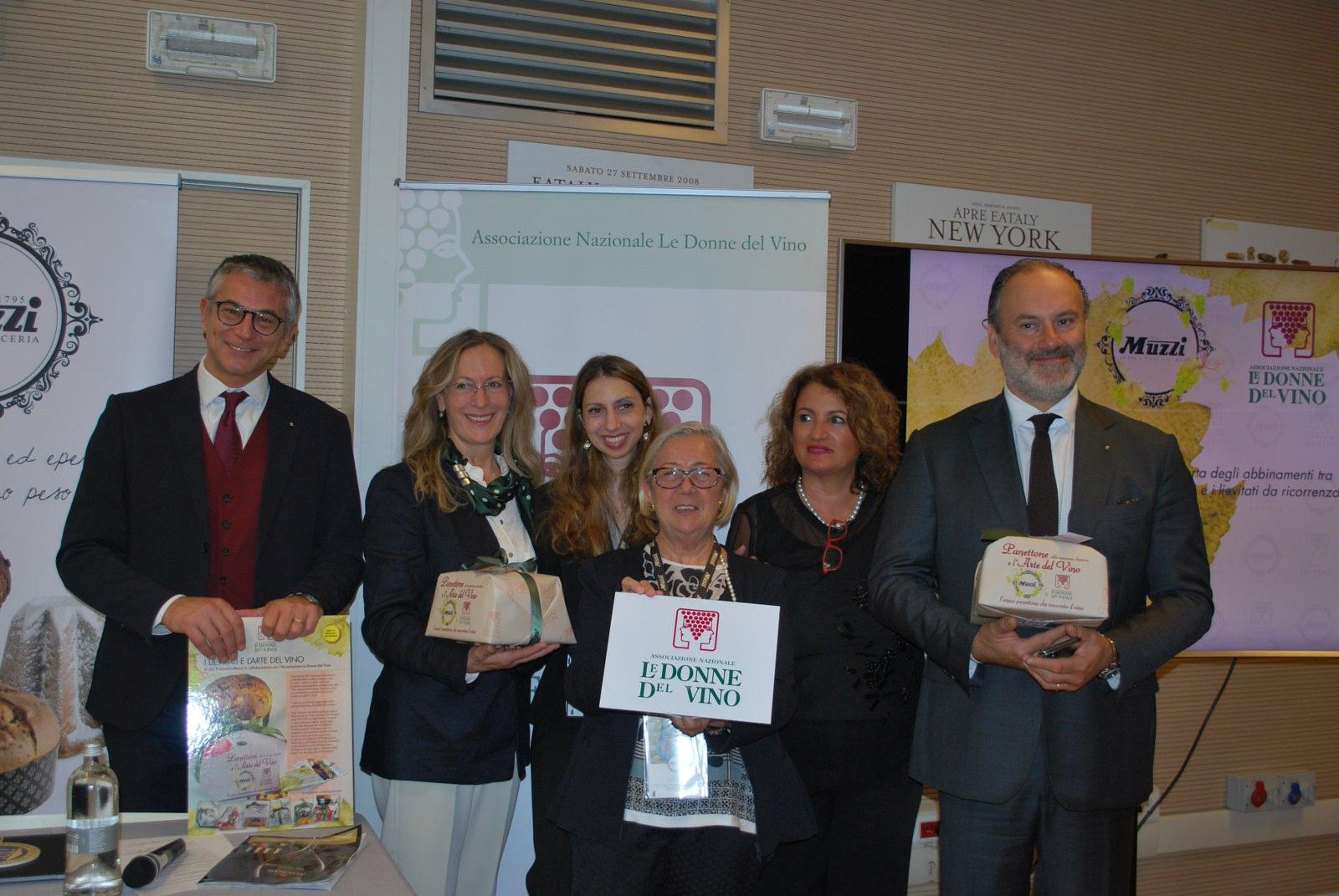 Il Panettone e l'Arte del Vino  Milano 8 ottobre 2019