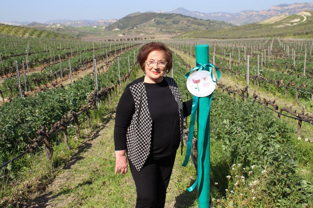 """""""Vite è Vita"""" festa delle Donne del Vino Calabria marzo 2021"""