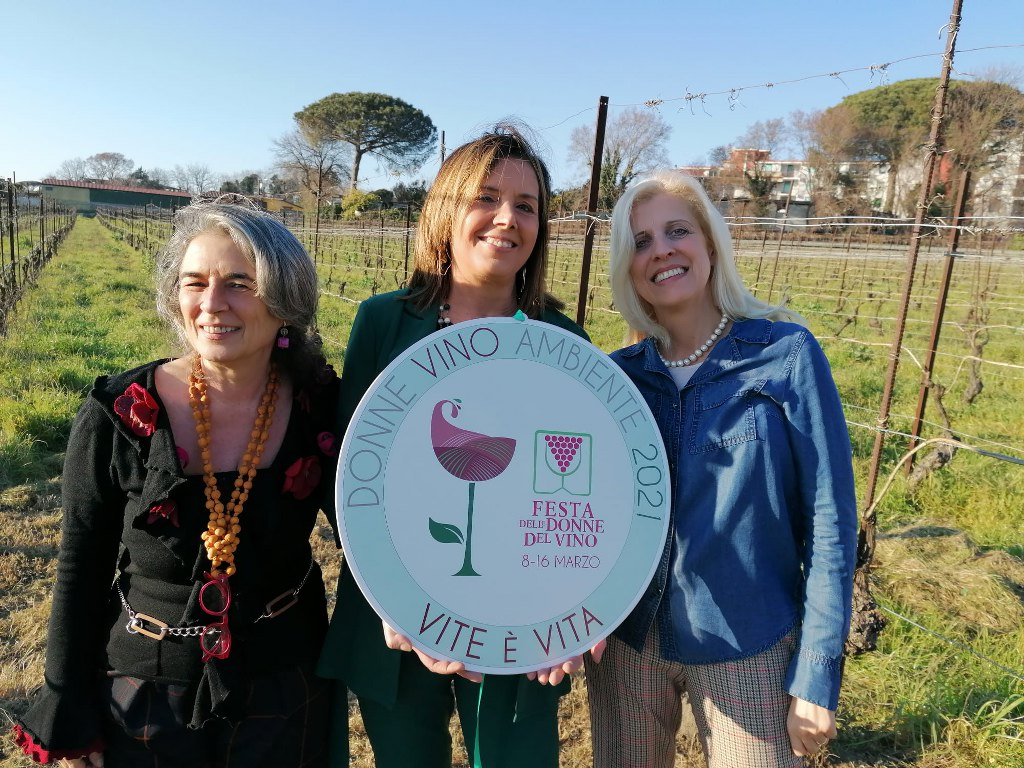 """""""Vite è Vita"""" festa delle Donne del Vino Campania"""