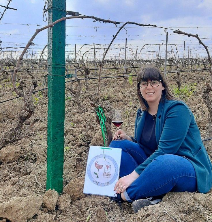 """""""Vite è Vita"""" festa delle Donne del Vino Sardegna marzo 2021"""