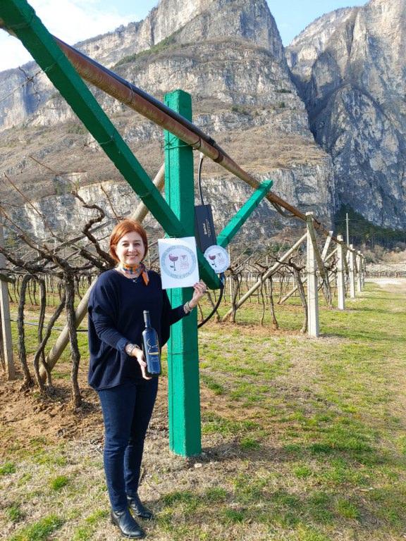 """""""Vite è Vita"""" festa delle Donne del Vino Trentino Alto Adige  marzo 2021"""